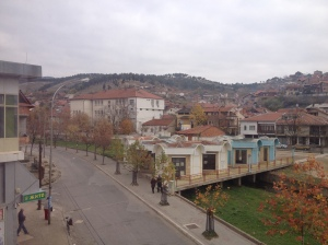Kocina, Macedonia