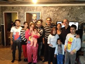 Gypsy family