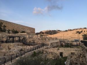 Jerusalem Temple & Mt of Olives