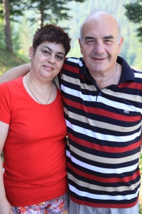 Macedonian couple