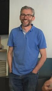 Ernst, Biblehouse Director